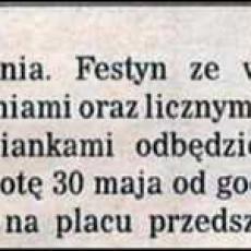 NR 20 (448) ROK 10 20.05.2009  TYGODNIK MIESZKAŃCÓW MIASTA  Chorzowianin.