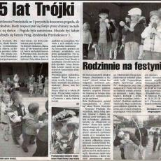 NR 23 (452) ROK 10  10.06.2009  TYGODNIK MIESZKAŃCÓW MIASTA  Chorzowianin.