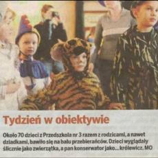 DZIENNIK ZACHODNI-DODATEK  CHORZÓW 26.01.2010.